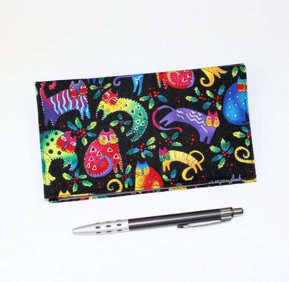 Hey, I found this really awesome Etsy listing at https://www.etsy.com/listing/463704932/cats-checkbook-cover-duplicate-checks