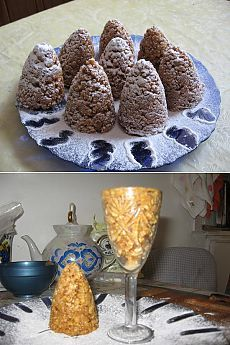 "Печенье ""Шишки"" - Простые рецепты Овкусе.ру"
