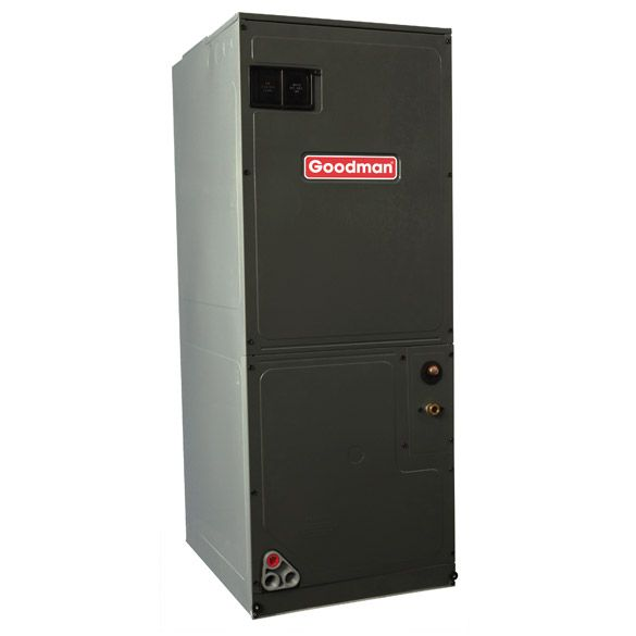 2 Ton Goodman Aruf25b14 Multi Position Multi Speed Air Handler Heat And Cool Household App In 2020 Air Handler Air Conditioning Services Heating And Air Conditioning