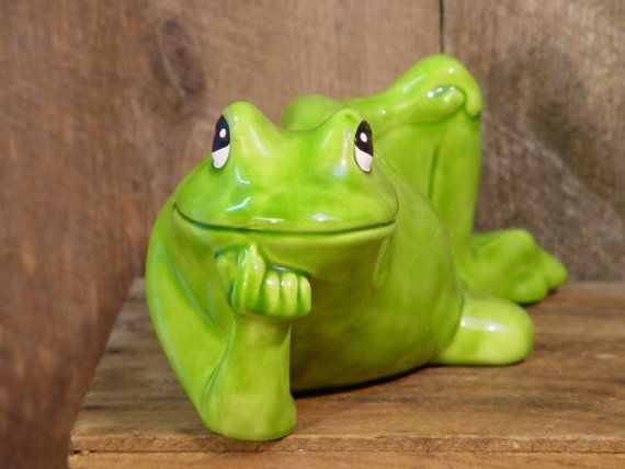 images about grenouille  frog  sculpture on, ceramic frog garden decor
