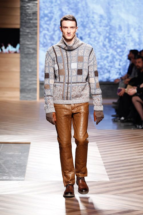 ermenegildo zegna fall winter 2012