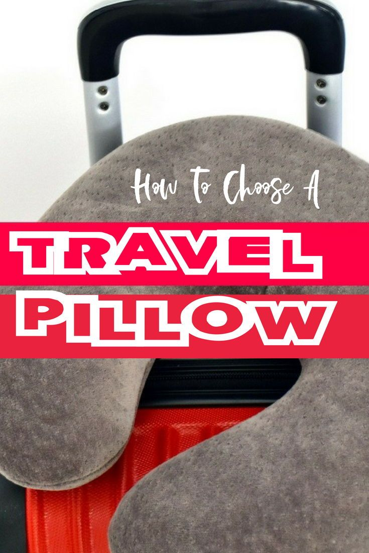 5 Tips for Finding the Perfect Travel Pillow Travel