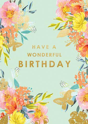 BIRTHDAY+BLUE-and+many+happy+returns!-Birthday-LOUISE+TILER-4.5