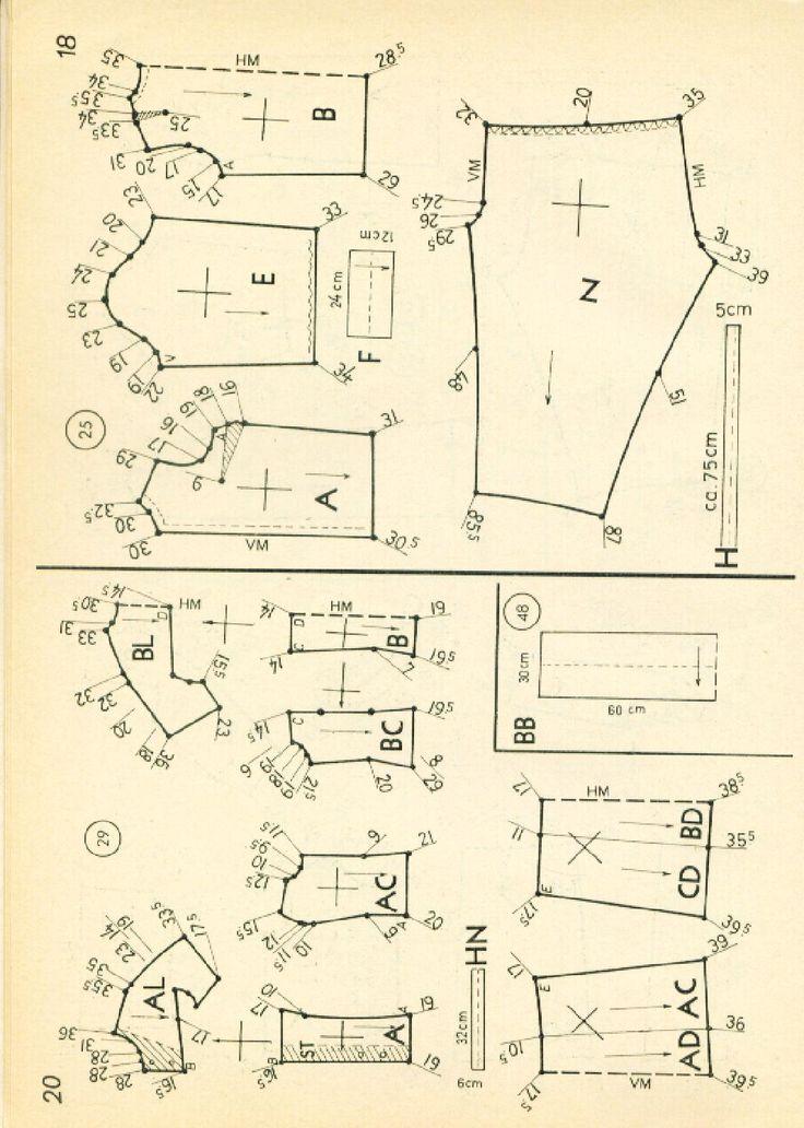 Vintage Sewing Patterns 102 autumn 1966  Patternmaking Sewing Design