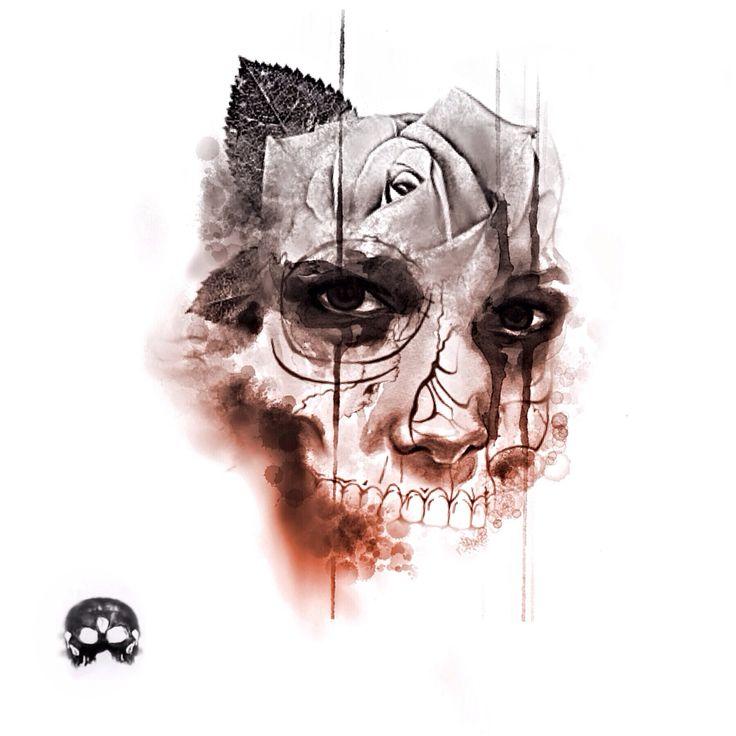 Trash Polka Skull By Mcrdesign On Deviantart: 161 Best Images About °POLKA TRASH° On Pinterest