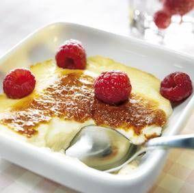 Uunijuusto - Finnish dessert