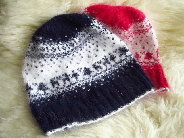 212 best Knit and Purl - Hats images on Pinterest   Ravelry ...