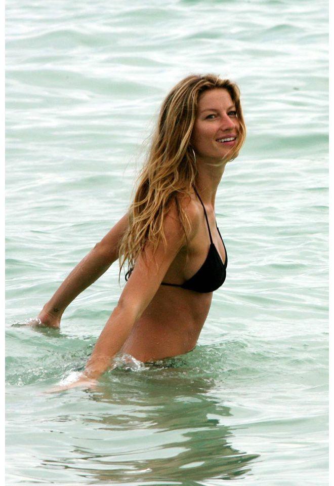 Gisele Bündchen à Miami