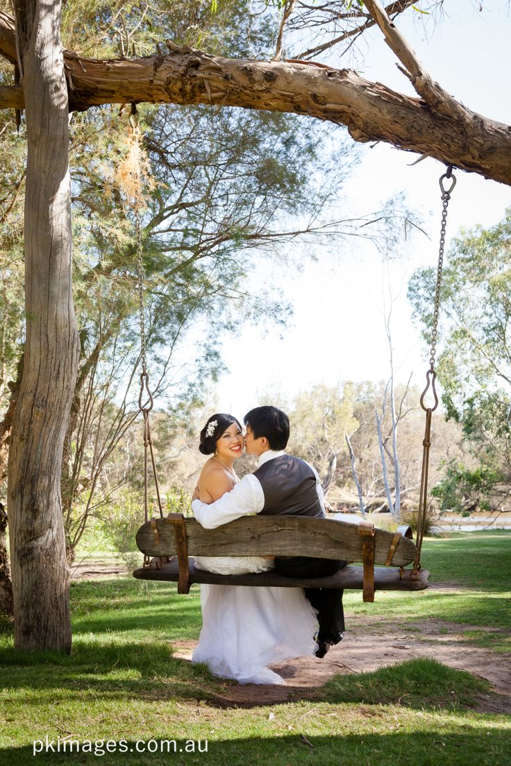 A romantic setting has been created by