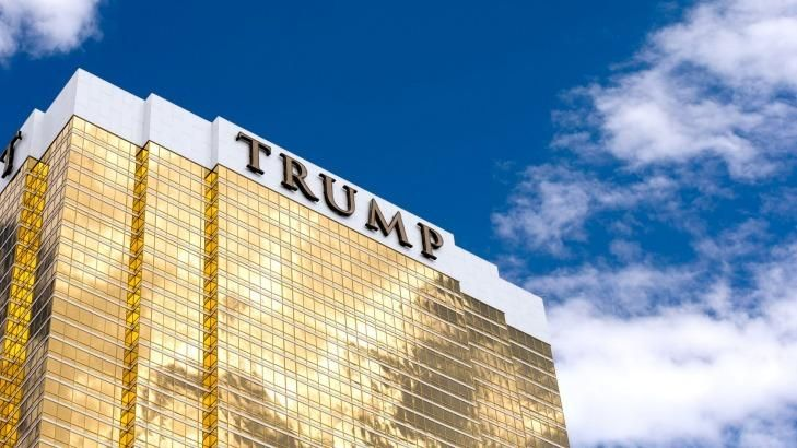 Trump hotel room rates have fallen since Donald Trump became president