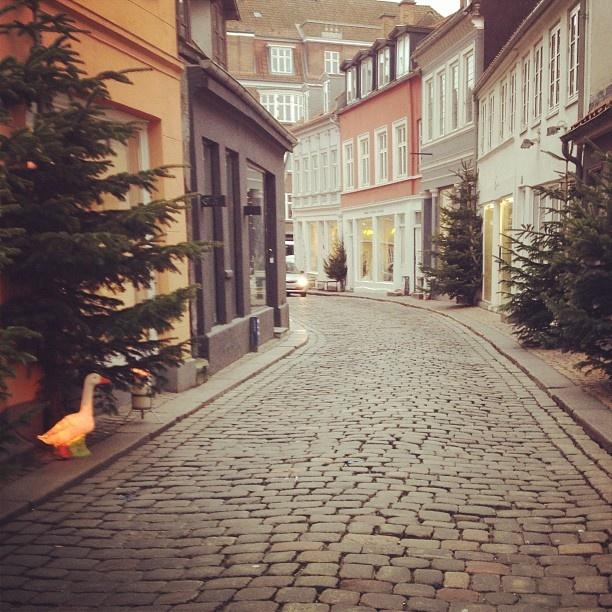 Aarhus.... One day.