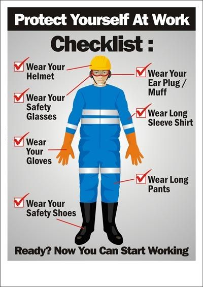 Workplace safety should be your first priority. #Safety #WorkplaceSafety