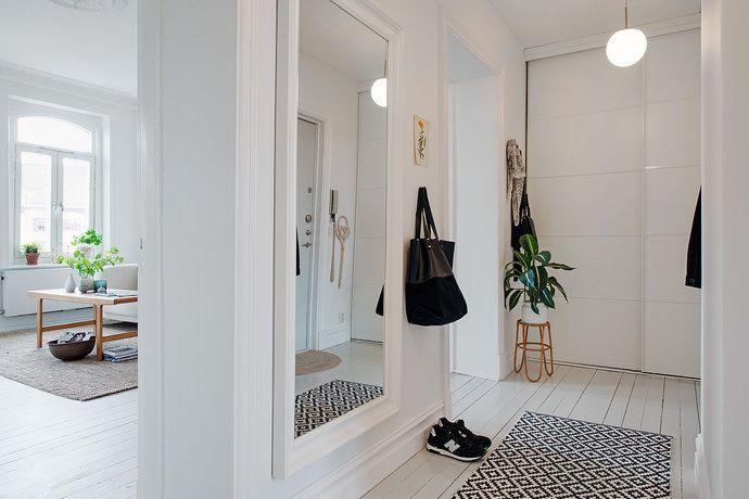 Hall - Linnéstaden   Hemnet Inspiration