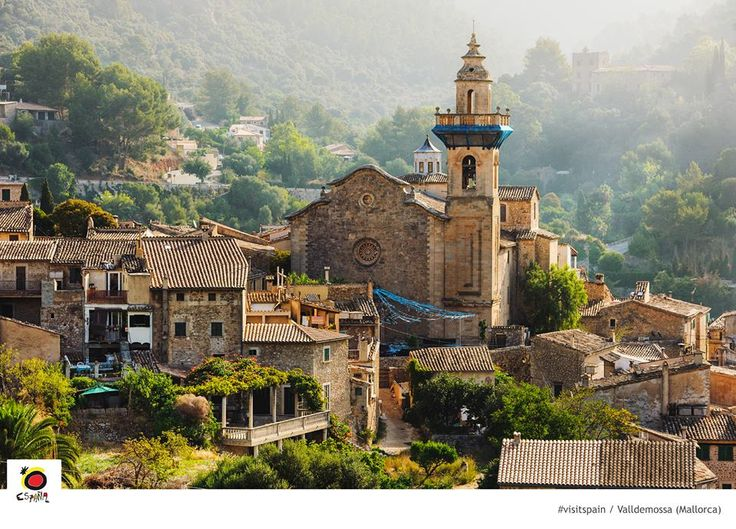 89 best images about mallorca i love you on pinterest for Valldemossa mallorca