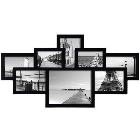 zoom. malden 4 opening collage frame. multi 4 opening 8x10 staggered ...