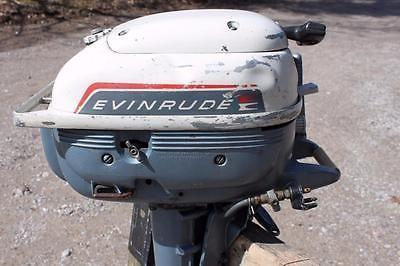 Evinrude Boat Motors For Sale