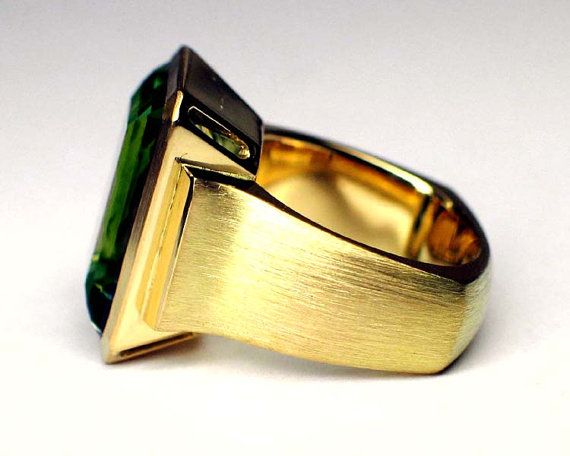 The 25 best Mens emerald rings ideas on Pinterest