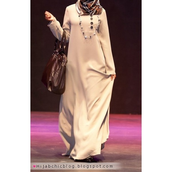 Hijab Chic ❤ liked on Polyvore