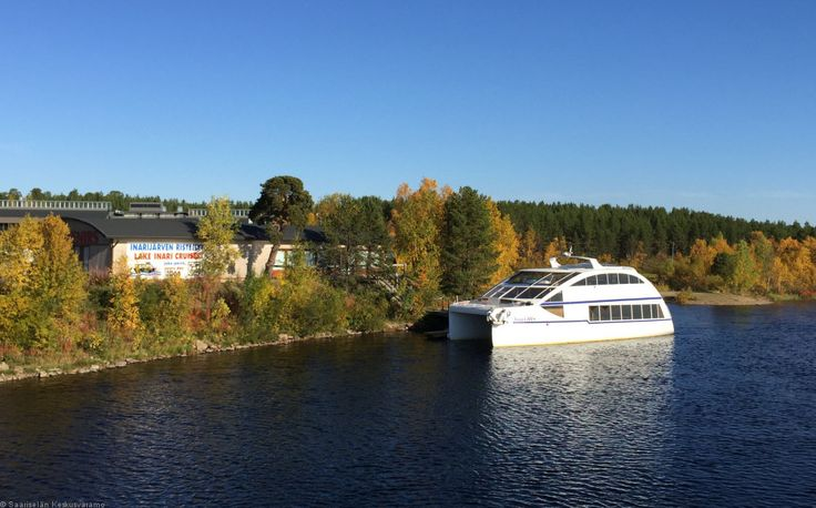 Inarijärven risteily (1) | Saariselka.com
