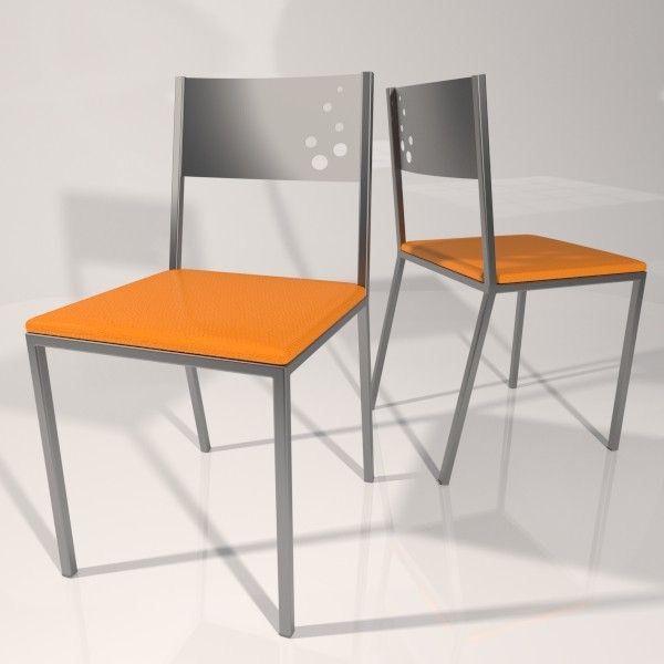17 mejores ideas sobre sillas de color naranja en pinterest ...