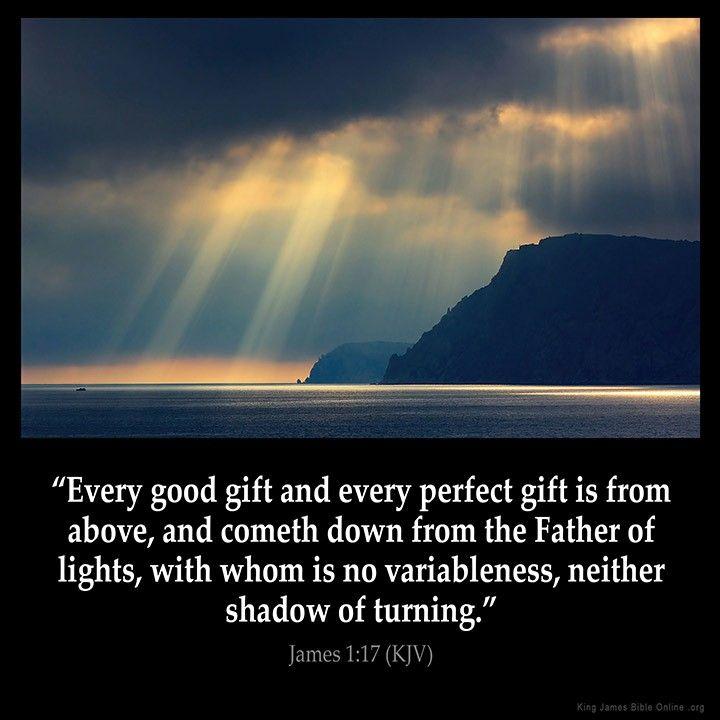 James 1:7 (KJV) | Word of God | King james bible verses