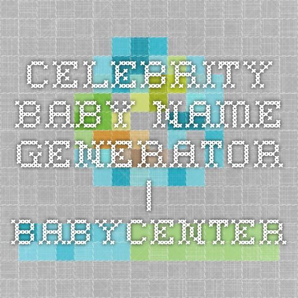 Random Name Generator | BabyNames.com