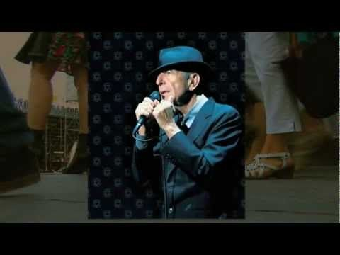Hallelujah! Leonard Cohen is terug - trailer | includes footage of Leonard speaking about his isolation in the past.