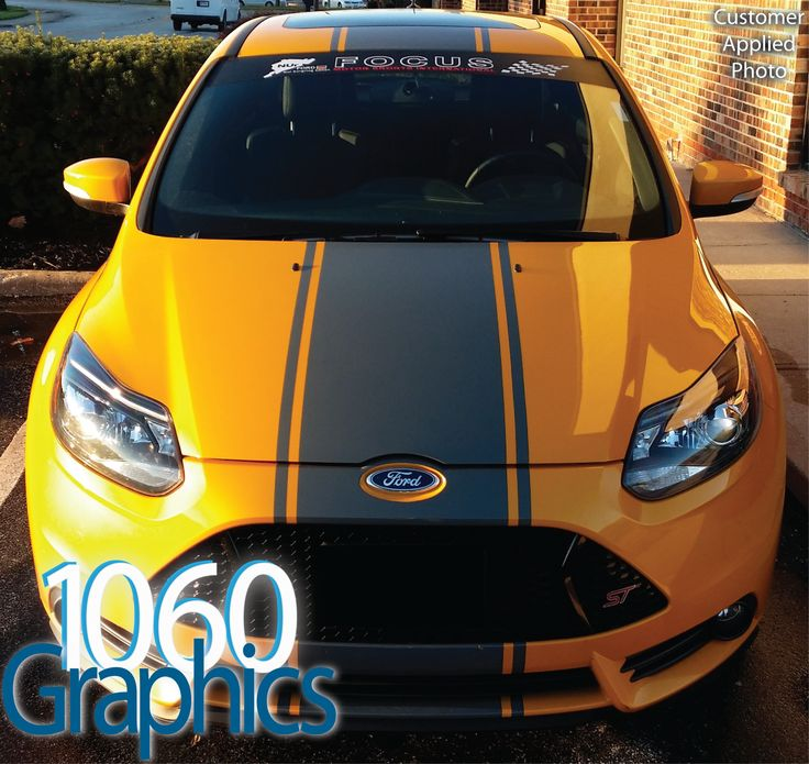 Custom Made Racing Stripes, ON SALE NOW at- 1060graphics.com