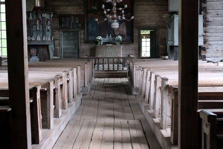 Tervetuloa Petäjäveden vanhaan kirkkoon!