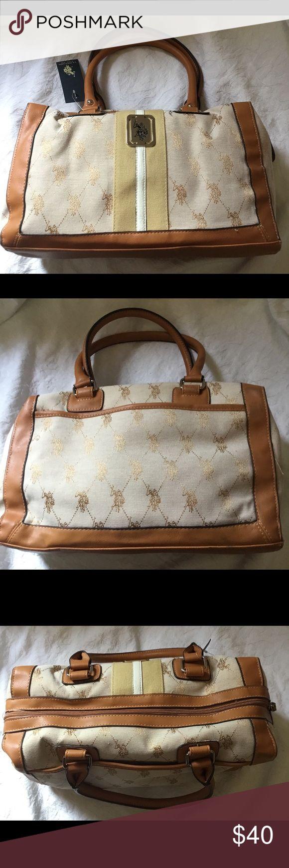U. S. Polo ASSN Handbag Brand new with tags Bags Shoulder Bags