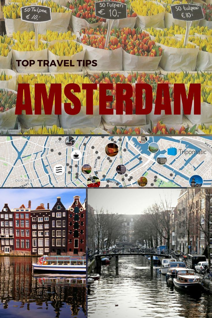 #Amsterdam. City full of diversity, opennes and fun. Enjoy getaway to Amsterdam and get inspired with #Tripomatic suggested 2 days trip #itinerary. Be your own travel guide and make it yours. Free printable tourist map available on Tripomatic. http://www.tripomatic.com/trip-planner/#/?cloneTrip=4eb12aba129da