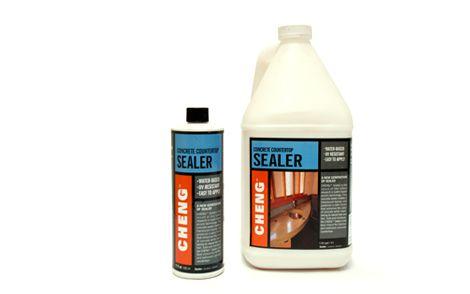 CHENG Concrete Countertop Sealer