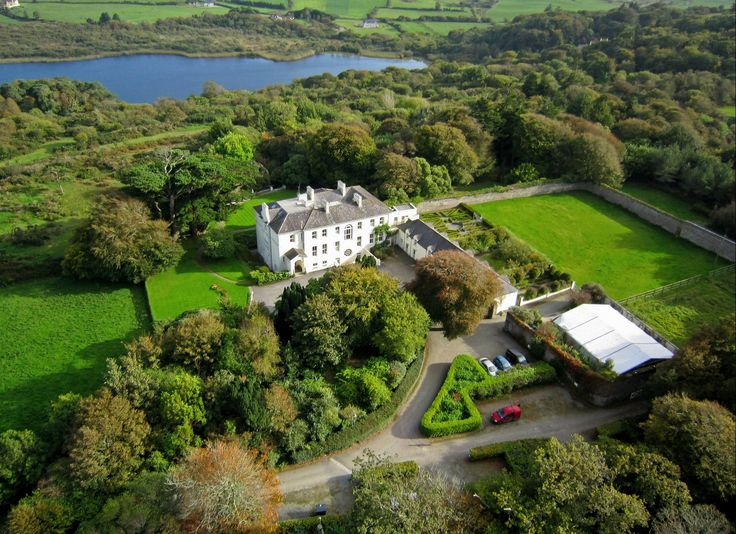 Liss Ard Estate in West Cork, Ireland: excellent for families with playrooms, daily activities, bikes and more. http://www.i-escape.com/liss-ard-estate/overview