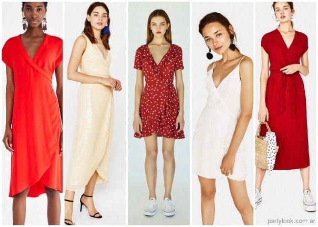 Tendencias De Moda Vestidos De Fiesta Primavera Verano 2019