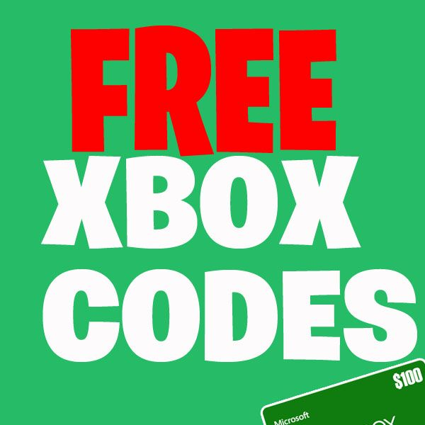 How to get free Xbox gift card codes Free Xbox codes 2018 Xbox free
