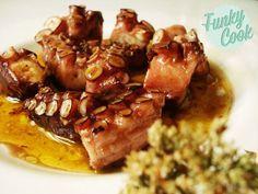 Συνταγή Χταπόδι Ψητό Σχάρας - Συνταγές μαγειρικής , συνταγές με γλυκά και εύκολες συνταγές από το Funky Cook