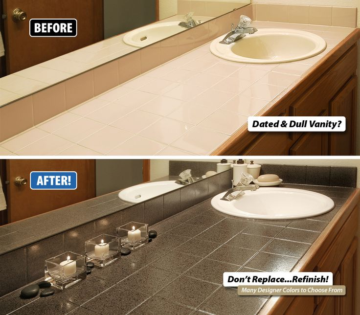 Bathroom Vanity Top Refinishing Bath Vanity Top Refinishing Repair Md Dc N Va Replace A Bath