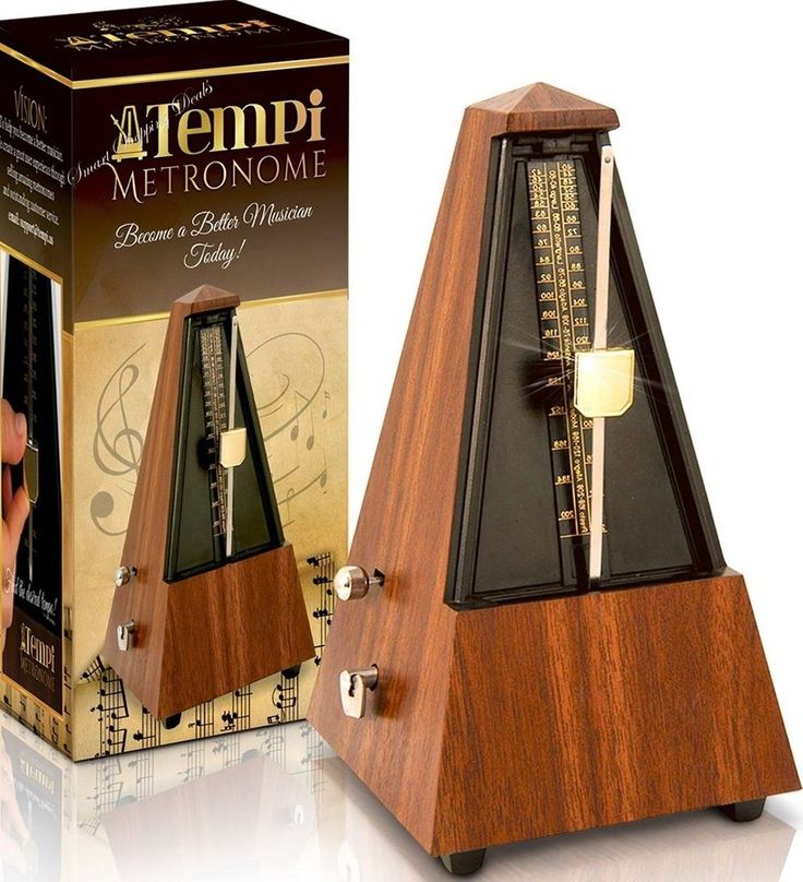 Plastic Mechanical Metronome For Musicians Music Timer For Instruments Guitar  #Tempi