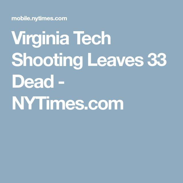 Virginia tech shooting sur Pinterest Écoles du0027infirmières en - virginia tech resume