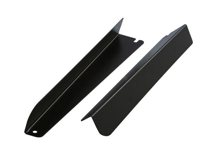 Wind Deflectorbasket 72mm Lip (Pair)Disco&Defender