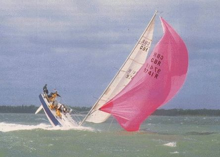 sailing accident beken cowes