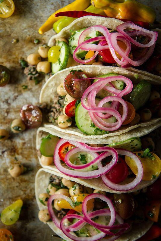 Greek Tacos   HeatherChristo.com