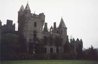This is one of the clan Buchanan castles in Scotland, i would love to see it