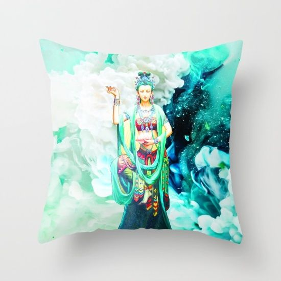 Azima Art Objects and Apparel visit my store #society6home #yoga #kids #society6allforkids #mandhala #mandala #spirit #reiki #meditation #legging #love #tapestry #iphone #case https://society6.com/product/the-goddess-of-mercy-947_pillow#s6-8098891p26a18v126a25v193