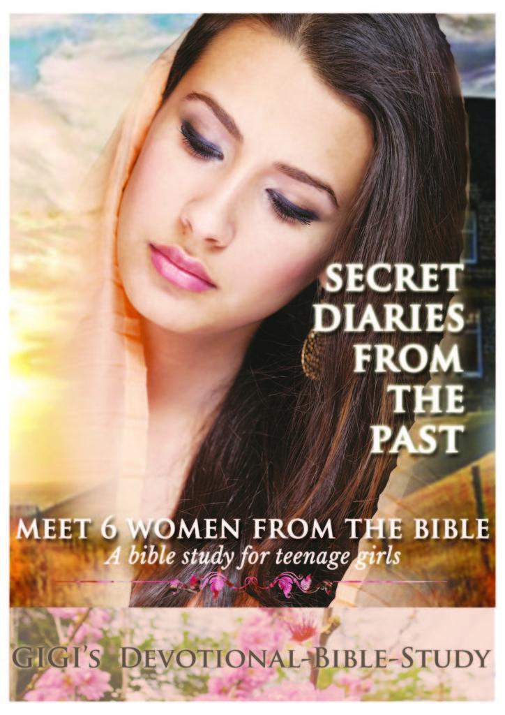 Devotional-Bible-Study for teen girls