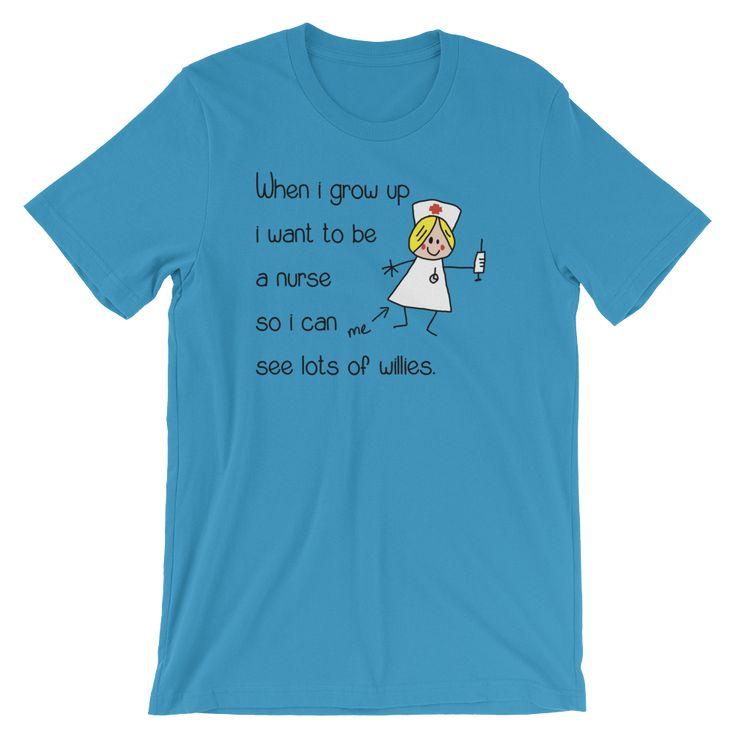 When I grow up...... now at BeefyTeez.com  http://beefyteez.com/products/nurse?utm_campaign=social_autopilot&utm_source=pin&utm_medium=pin