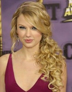 Long Curly Prom Hairstyles - Long Prom Hairstyles