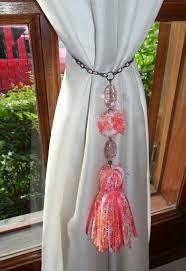 M s de 25 ideas incre bles sobre agarraderas en pinterest - Alzapanos para cortinas ...