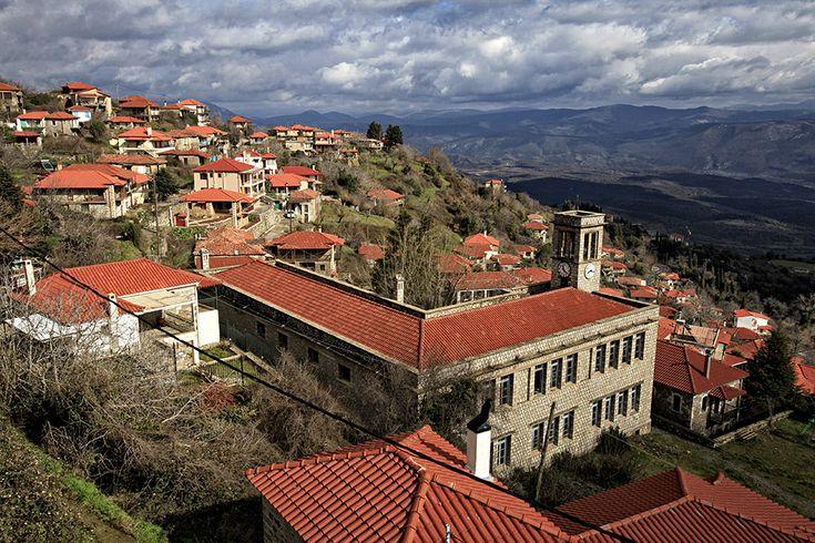 ΠΡΟΟΡΙΣΜΟΙ   Τα 10 ωραιότερα ορεινά χωριά της Πελοποννήσου