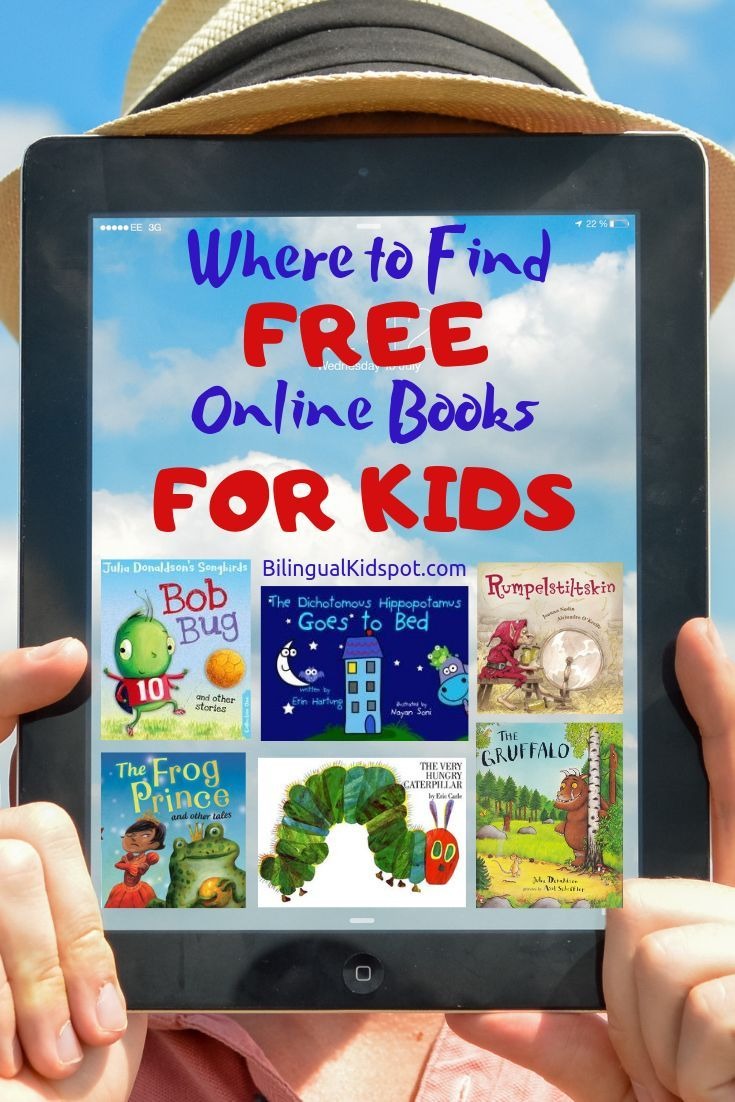 The Best Sites Where Kids Can Read Books Online For Free Online Books For Kids Audio Books For Kids Free Kids Books What are some good reading websites